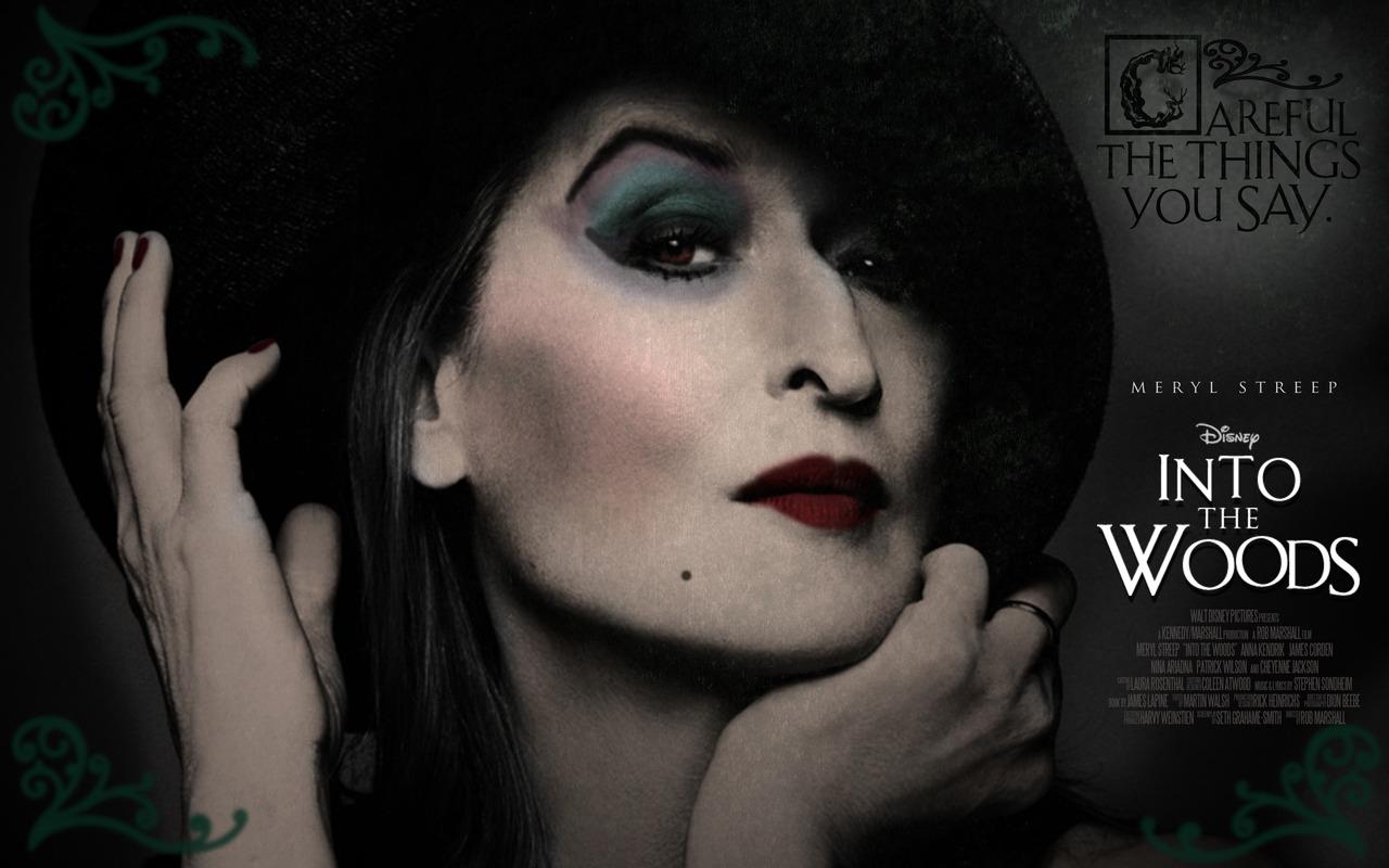 """Photo of Meryl Streep será a bruxa da versão cinematográfica de """"Into the Woods"""""""