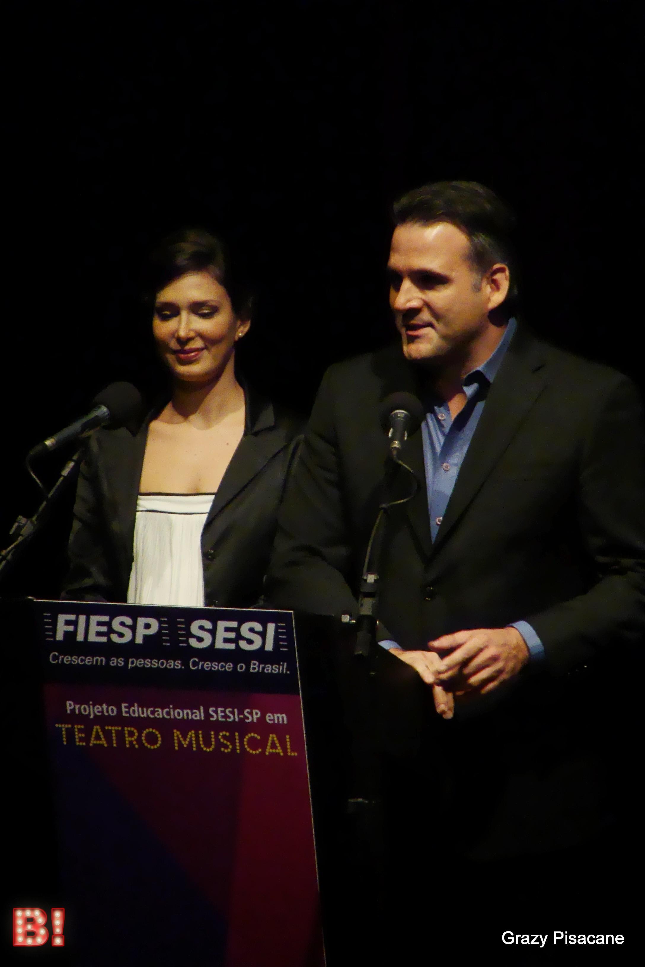 Sara Sarres e Saulo Vasconcelos - Foto: Grazy Pisacane