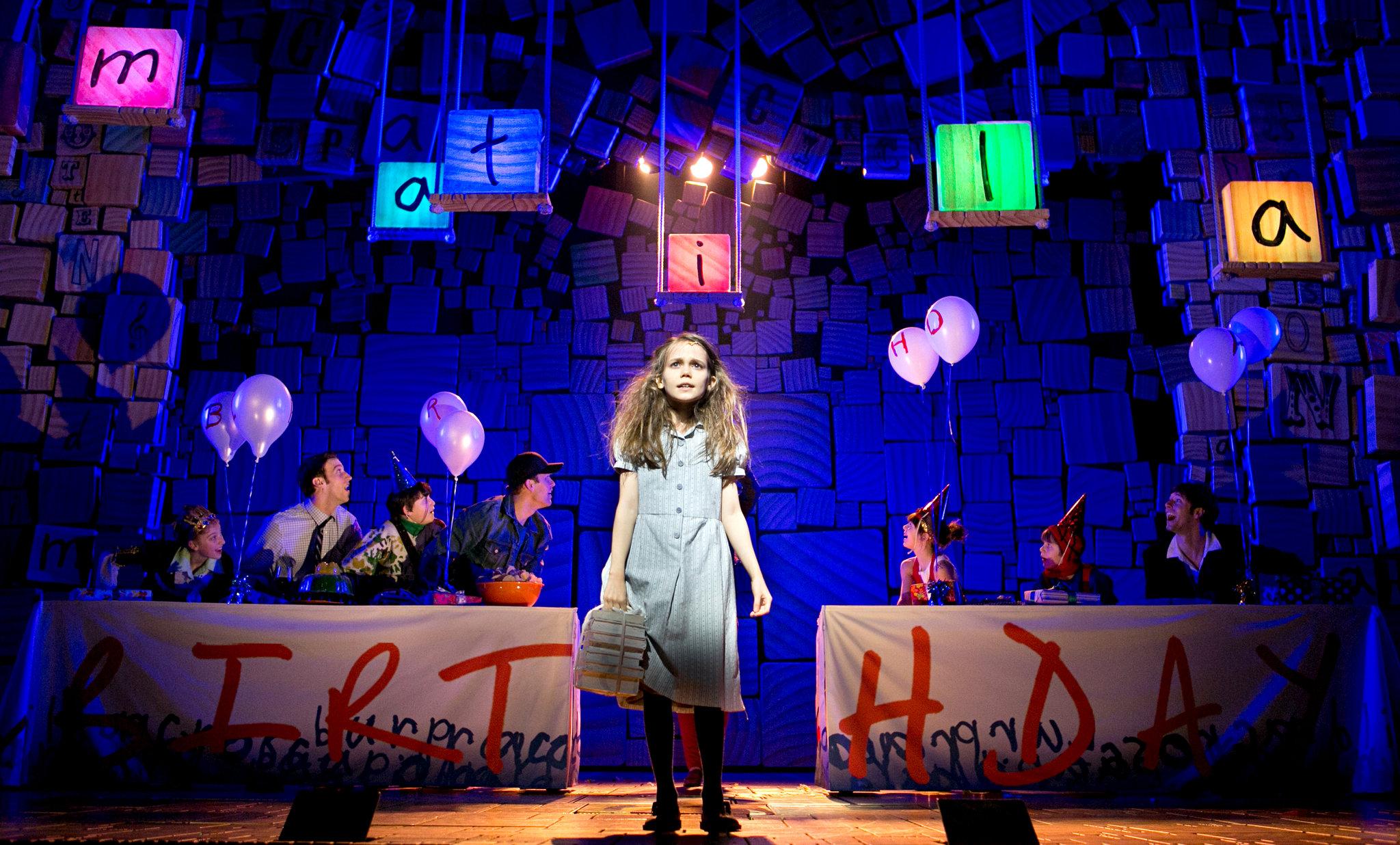 """Photo of """"Matilda – O Musical"""", um dos favoritos no Tony Awards 2013"""