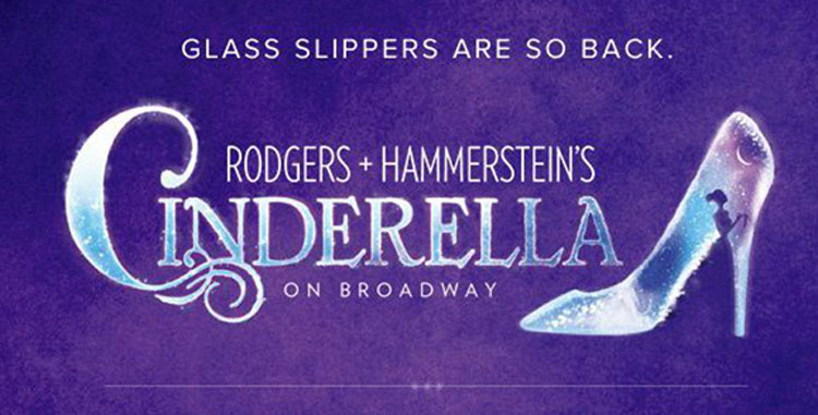 Photo of Cinderella: a nova princesa da Broadway