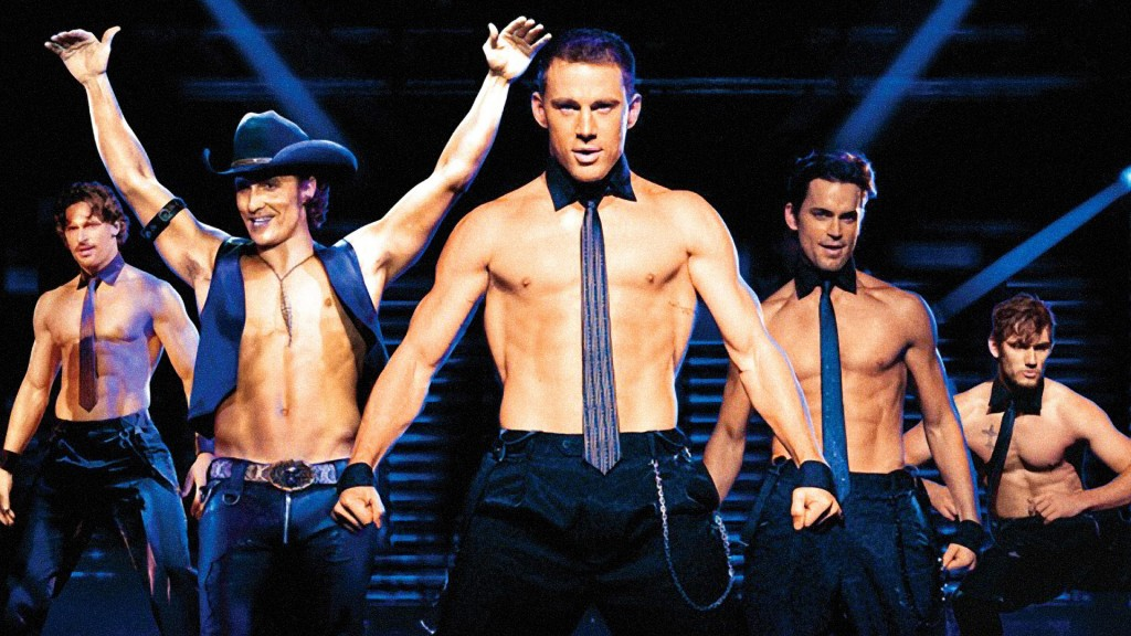 "Photo of ""Magic Mike"", dos cinemas para a Broadway"