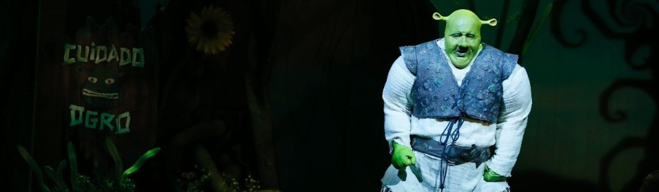 "Photo of ""Shrek, o Musical"" estreia curta temporada em Belo Horizonte"