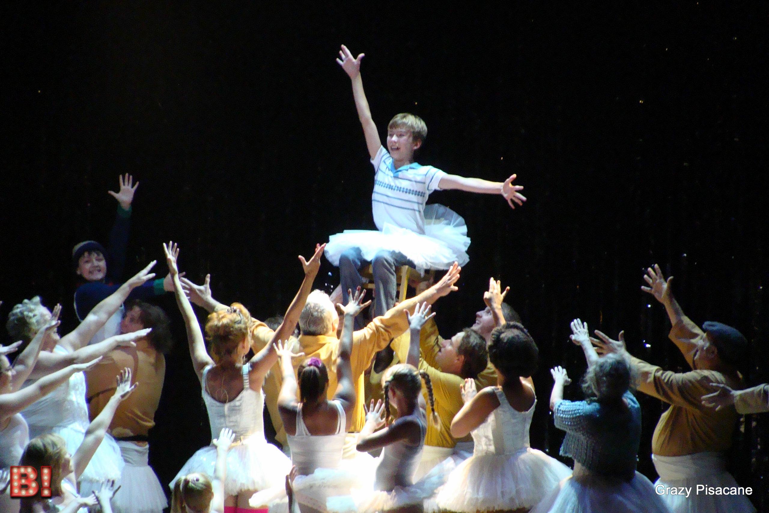 """Photo of """"Billy Elliot"""" estreia em São Paulo com elenco internacional"""
