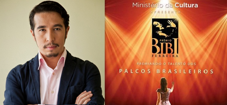 "Photo of Marllos Silva fala sobre o ""Prêmio Bibi Ferreira"""
