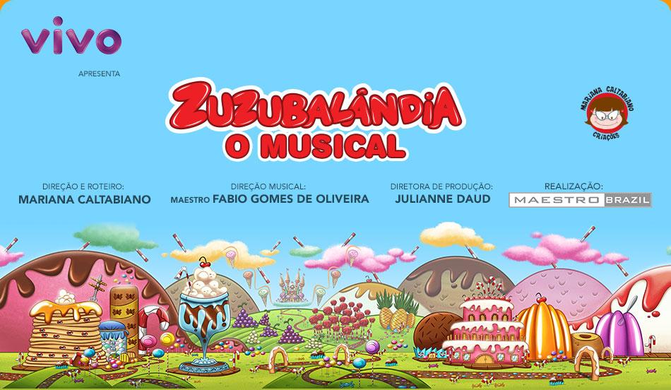 """Photo of """"Zuzubalândia – O Musical"""" vem ai…"""