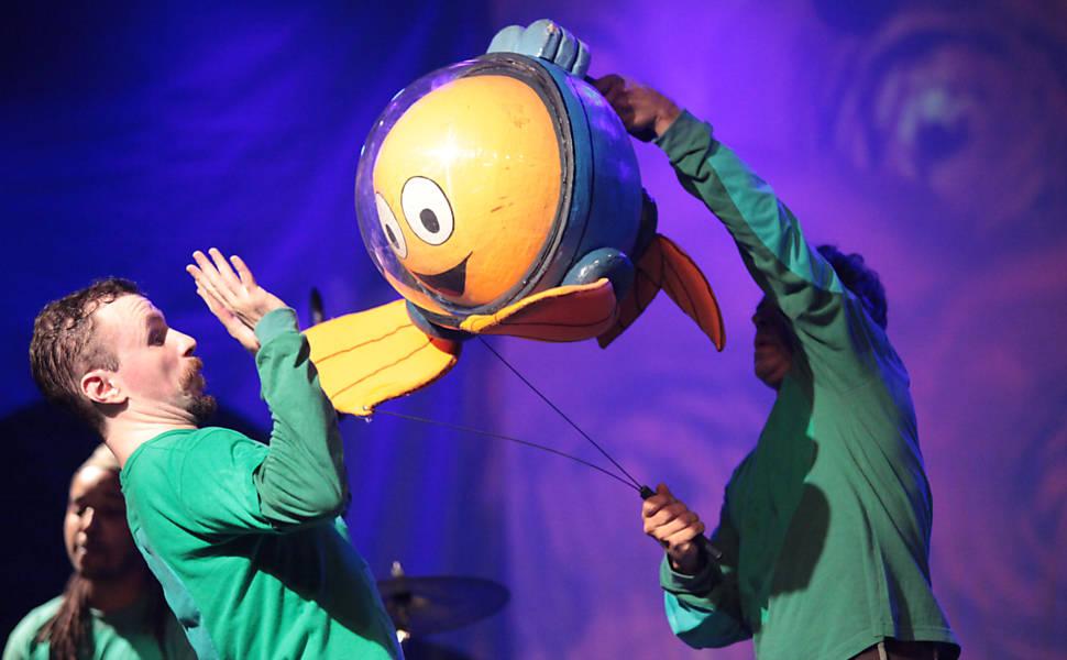 """Photo of Musical do """"Peixonauta"""" faz apresentação gratuita"""