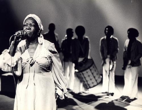 """Photo of Musical homenageia história da sambista """"Clementina de Jesus"""""""