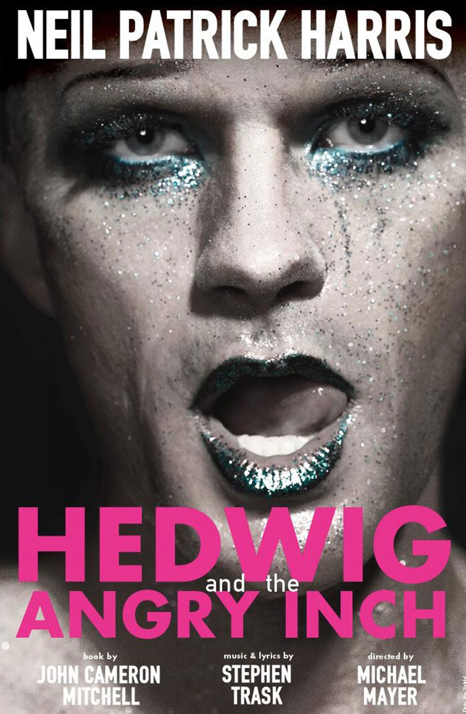 "Photo of Neil Patrick Harris de volta à Broadway com ""Hedwig and the Angry Inch"""