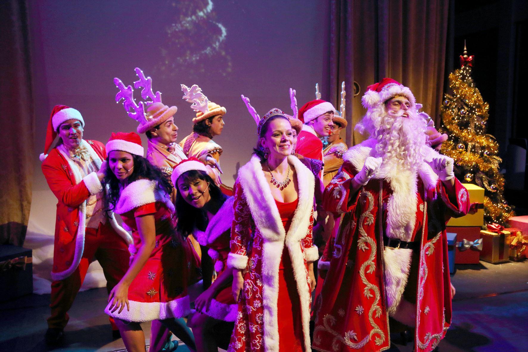 Photo of Natal chega ao mundo dos musicais