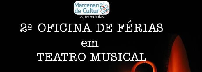 """Photo of Conheça a """"2ª Oficina de Férias em Teatro Musical"""""""