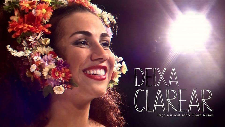 """Photo of """"Deixa Clarear – Musical sobre Clara Nunes chega ao subúrbio do RJ"""
