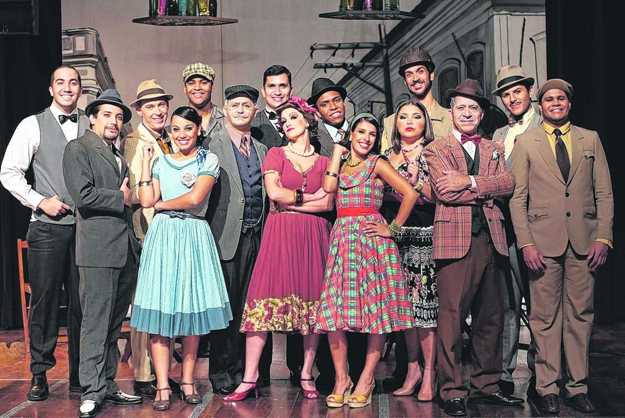 """Photo of Musical """"Os Boêmios de Adoniran"""" reestreia em São Paulo"""
