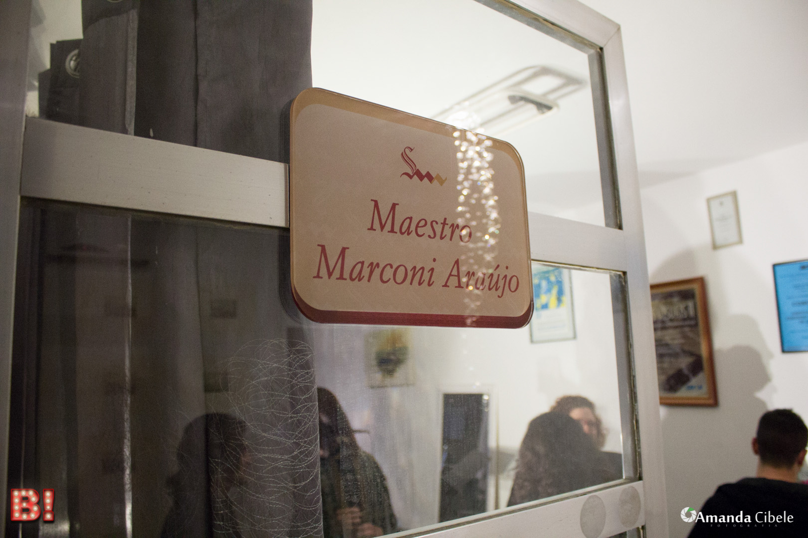 Photo of Maestro Marconi Araújo inaugura studio em SP