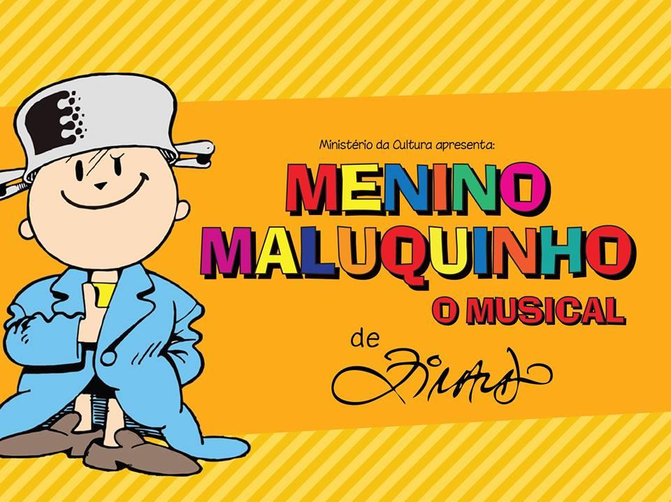 """Photo of """"Menino Maluquinho – O Musical"""" chega à São Paulo"""