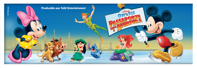 "Photo of ""Disney On Ice"" chega a Porto Alegre com novo espetáculo"
