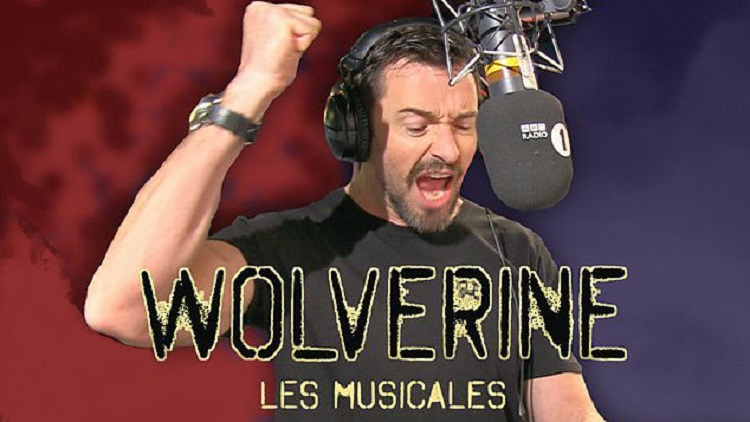 "Photo of Hugh Jackman em ""Wolverine – O Musical""?"
