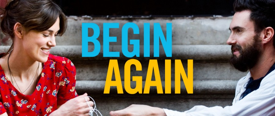"Photo of Longa ""Begin Again"" ganha novo trailer com canção inédita de Adam Levine"