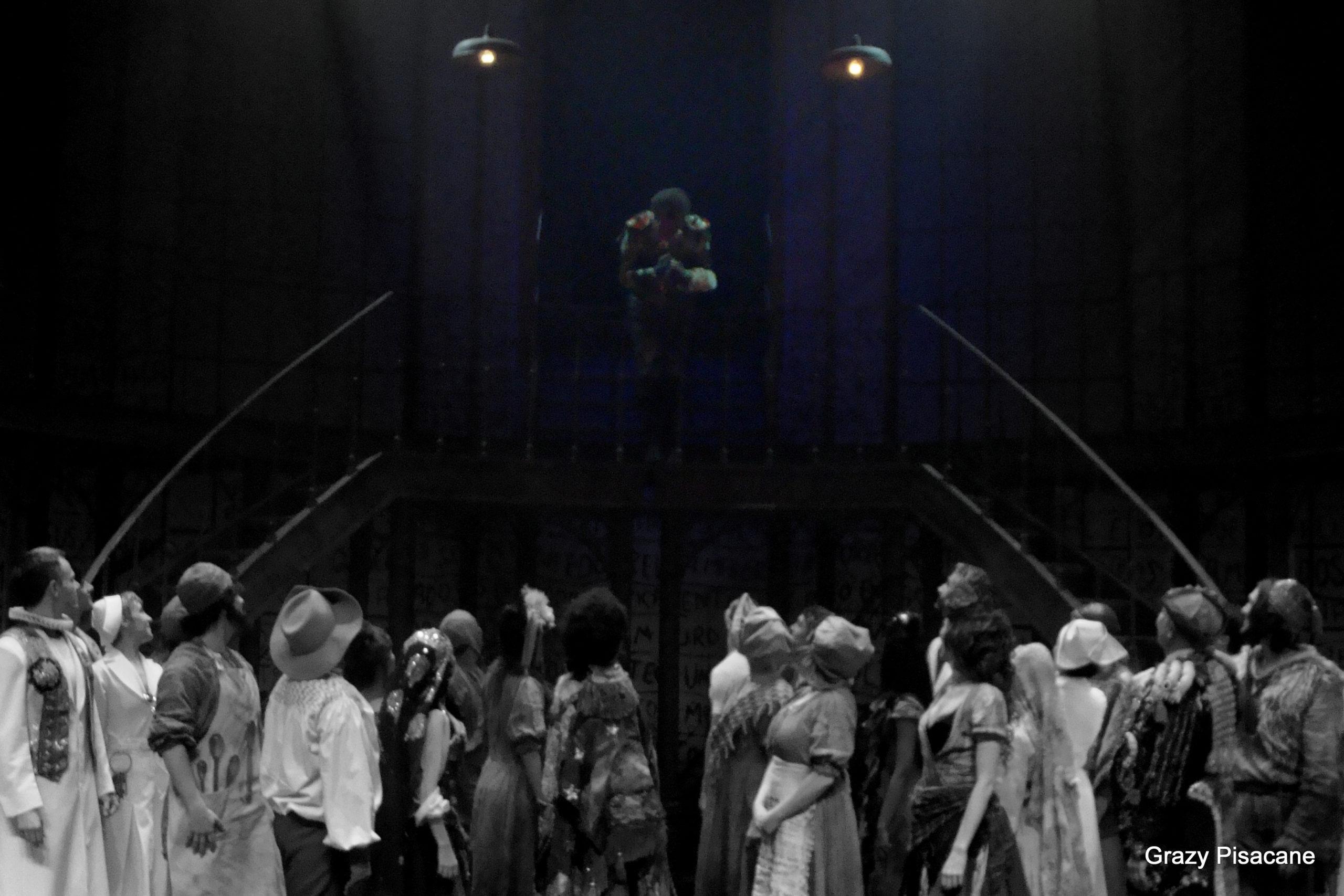 """Photo of """"O Homem de La Mancha"""" estreia em São Paulo"""