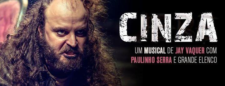 Photo of Jay Vaquer leva musical original à Fundição Progresso, no RJ