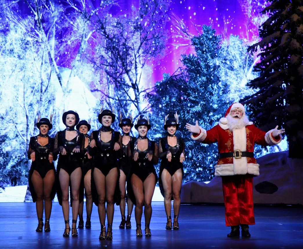 Photo of Billy Bond traz magia de grandes espetáculos natalinos para São Paulo