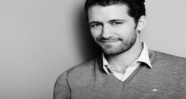 """Photo of Matthew Morrison: De Glee para """"Finding Neverland"""""""