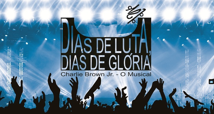 "Photo of Elenco de ""Dias de Luta, Dias de Glória – Charlie Brown Jr., o Musical"" se reúne no Teatro Gamaro"