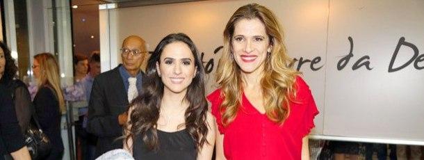 Photo of Tatá Werneck e Ingrid Guimarães se preparam para estrelar comédia musical que satiriza o gênero