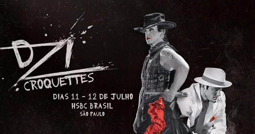 """Photo of """"Dzi Croquettes em Bandália"""" se apresentam em São Paulo"""