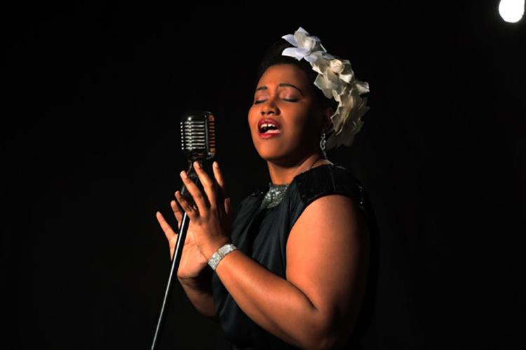 Amargo Fruto - A Vida de Billie Holiday / Foto - Andrea Rocha