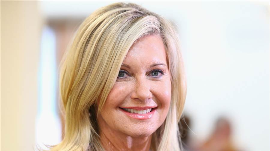 Photo of Olivia Newton-John fará show no Brasil