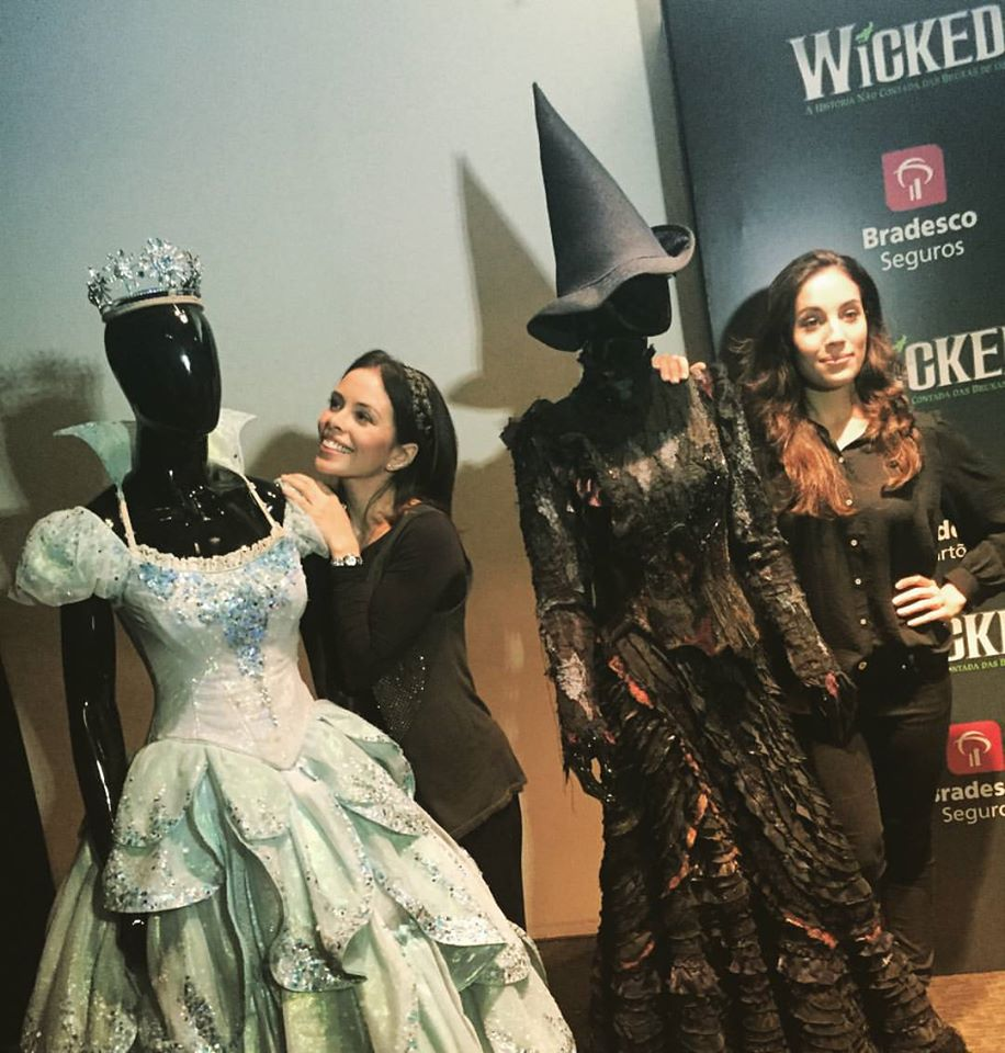 "Photo of Conheça os protagonistas de ""Wicked"""