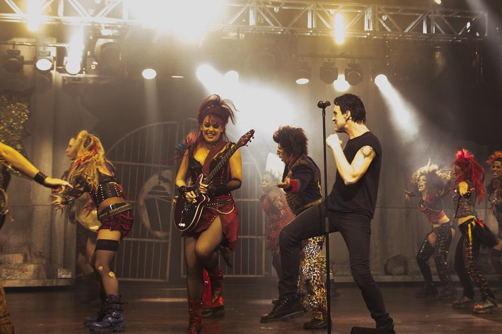 """Photo of """"We Will Rock You"""" estreia em São Paulo e inaugura Teatro Santander"""