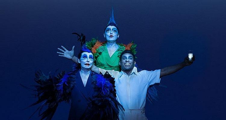 Photo of Musical sobre Garrincha estreia com direção de Bob Wilson