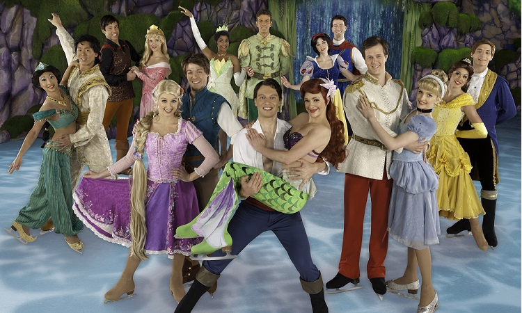 "Photo of Disney On Ice ""Mundos Fantásticos"" chega ao Brasil"
