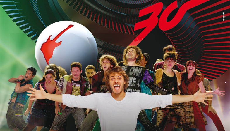 "Photo of ""Rock in Rio – O Musical"" abre festival em Lisboa"
