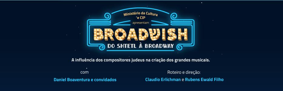 Photo of Daniel Boaventura canta sucessos da Broadway em show beneficente