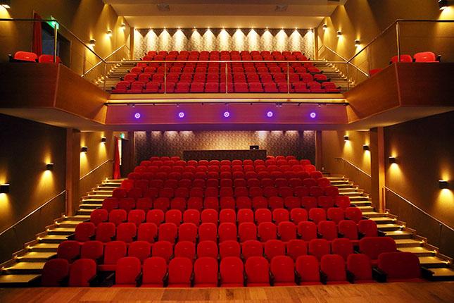 Photo of Fundação Cesgranrio inaugura teatro próprio