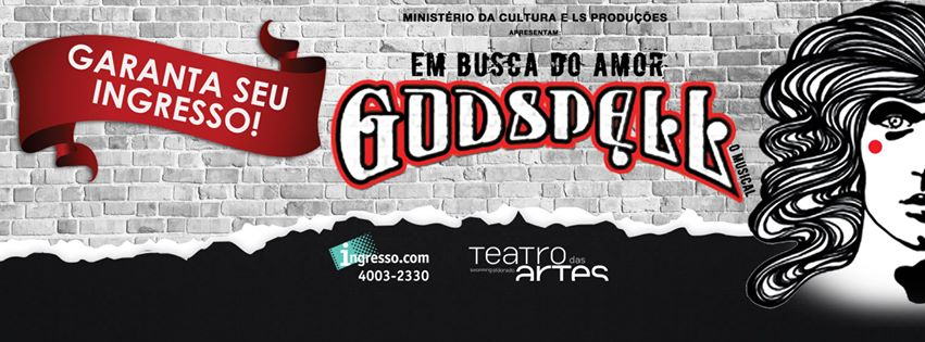 "Photo of ""Godspell – Em Busca do Amor"" abre venda de ingressos em SP"