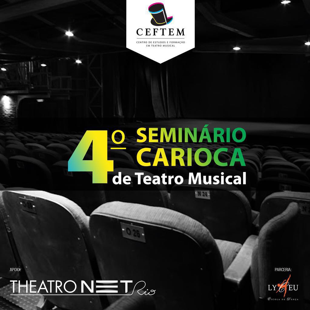 Photo of CEFTEM realiza quarto seminário de teatro musical no RJ