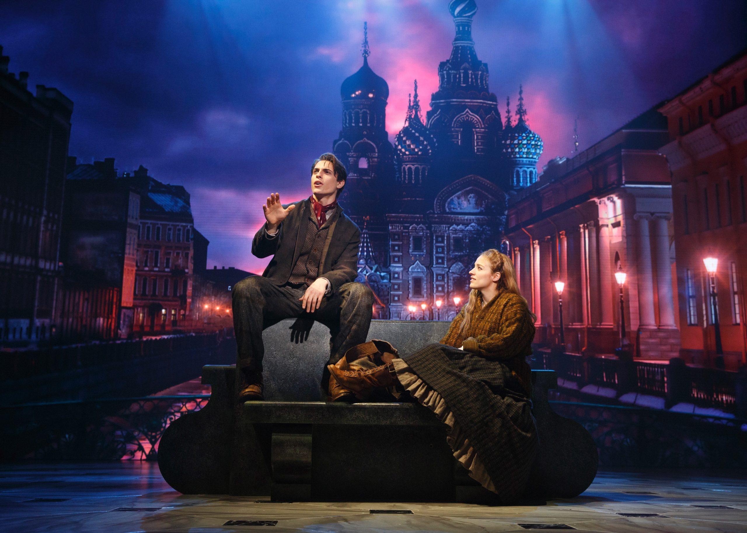 """Photo of Conheça todos os detalhes de """"Anastasia"""", em cartaz na Broadway"""