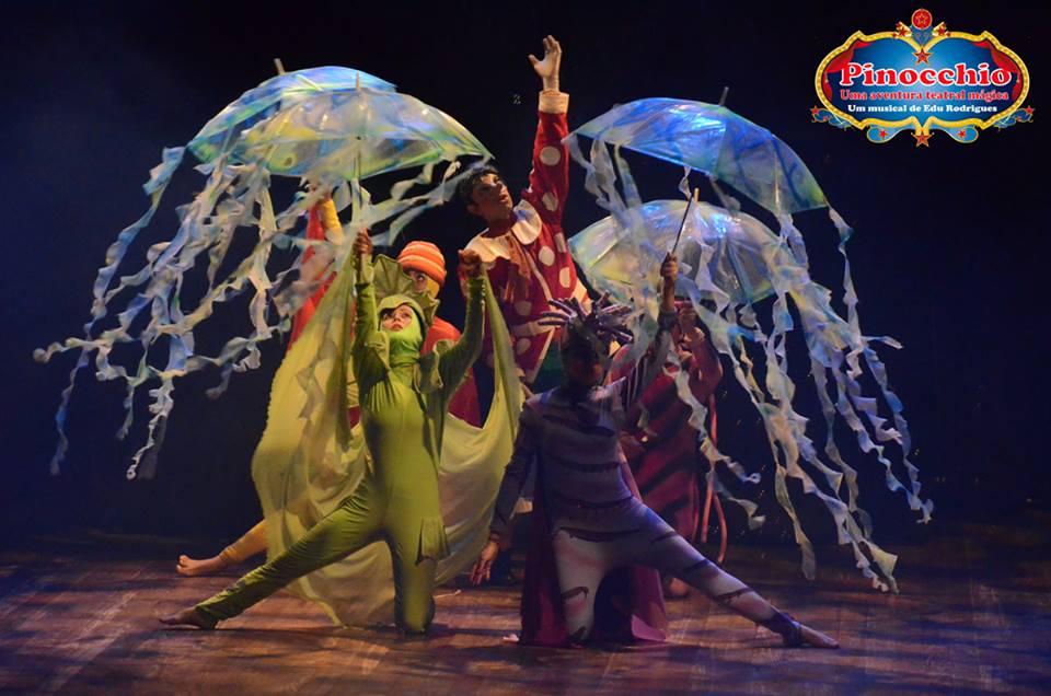 Photo of Estórias clássicas infantis ganham roupagem musical em SP