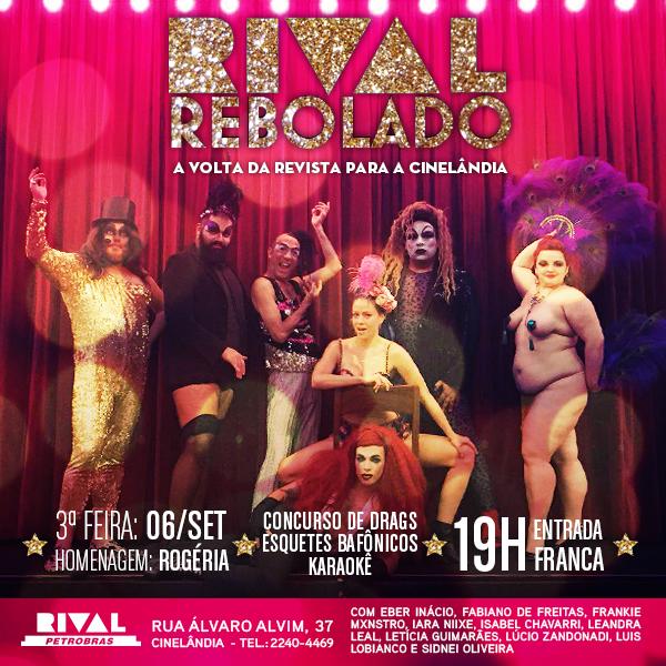 Photo of Teatro de Revista é destaque em festival no Rio de Janeiro