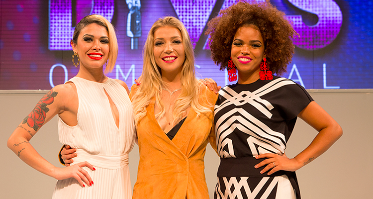 """Photo of Musical """"Divas"""" chega à São Paulo com muitos hits e grandes vozes"""