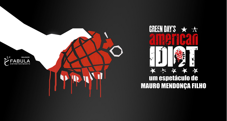 "Photo of Di Ferrero estrela ""American Idiot"", com canções do Green Day"