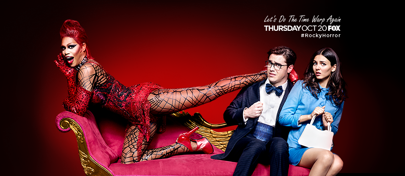 "Photo of Veja cenas do especial ""Rocky Horror Picture Show"" da FOX"