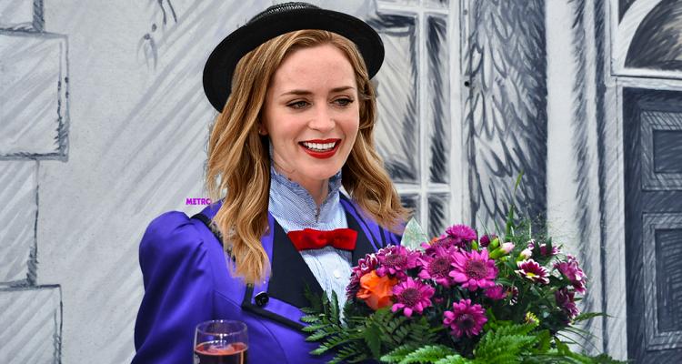Photo of Emily Blunt será Mary Poppins em novo filme da Disney