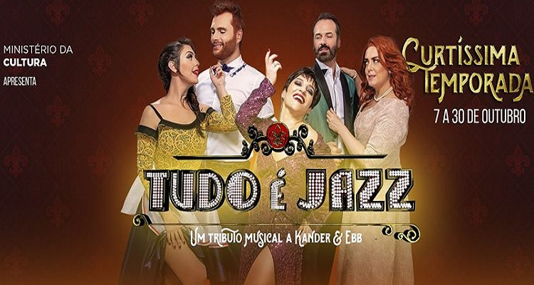 "Photo of Musical ""Tudo é Jazz"" faz tributo a Kander e Ebb"