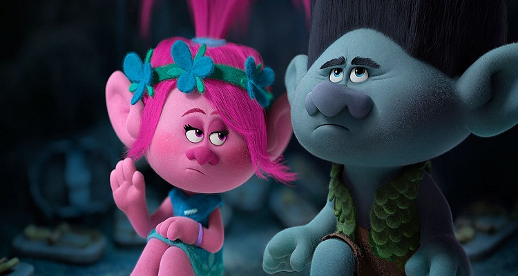 "Photo of Hugo Bonemer e Jullie soltam a voz em ""Trolls"", nova animação da DreamWorks"