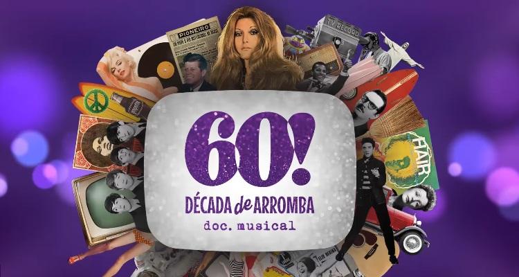Photo of Wanderléa estrela musical documentário sobre a Jovem Guarda no Rio de Janeiro