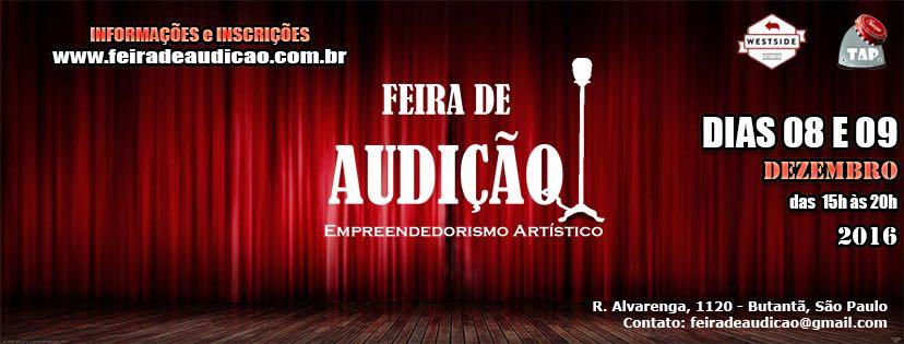 """Photo of """"Feira de Audição"""" terá primeira edição em São Paulo"""